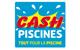 Logo Cash Piscines