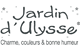 Logo Jardin d'Ulysse