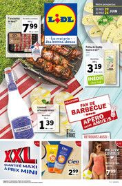 Catalogue Lidl en cours, Sélection fan de barbecue, Page 1