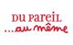 Logo Du Pareil au Même