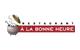 Logo A La Bonne Heure